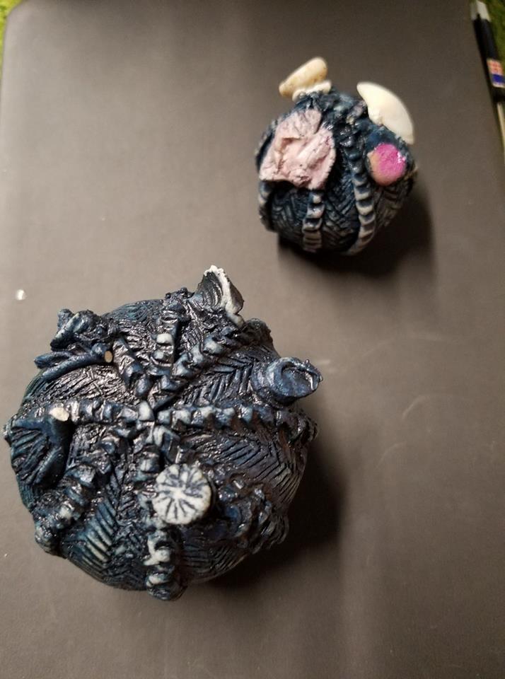 Decorator Urchin by Dawn Yoshimura