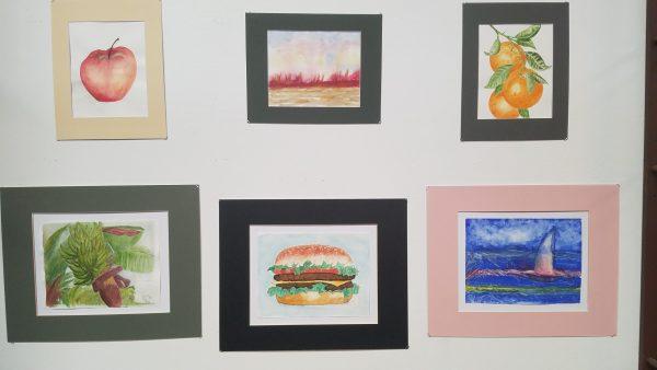 Palama Kupuna Watercolor Show