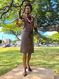 Patsy T. Mink Monument Dedicated On Her Birthday | Hawaii Public Radio